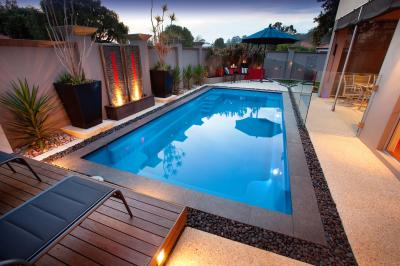 View Photo: Regency Lap Style Fibreglass Pool