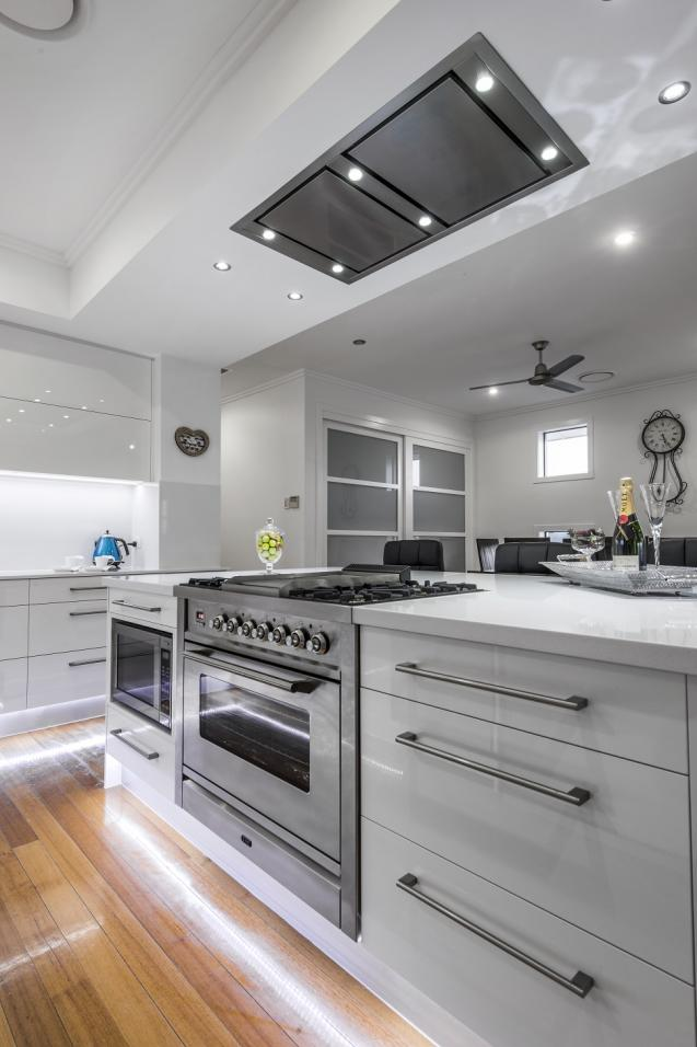 Read Article: Ceiling Rangehoods. The Perfect Choice For Open Plan Kitchens!
