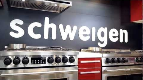 Watch Video: Schweigen Rangehoods & Appliances
