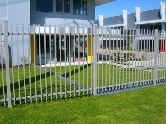 Read Article: Protect Your Business With Security Fencing