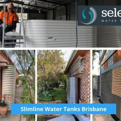 View Photo: Slimline Water Tanks Brisbane