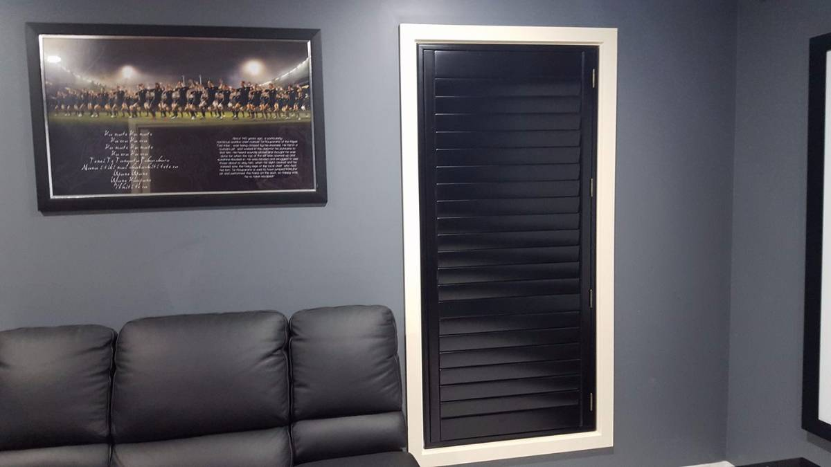 View Photo: Custom painted plantation shutters