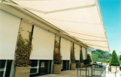 View Photo: Straight Drop Awnings