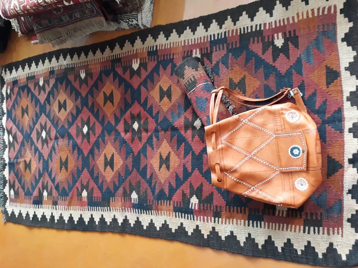 View Photo: Afghani rugs/ Moroccan shoulder bav