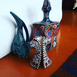 View Photo: Colourful Turkish ceramics