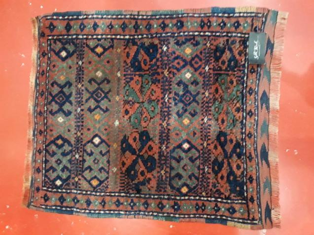 View: Handmads rug from Iraq