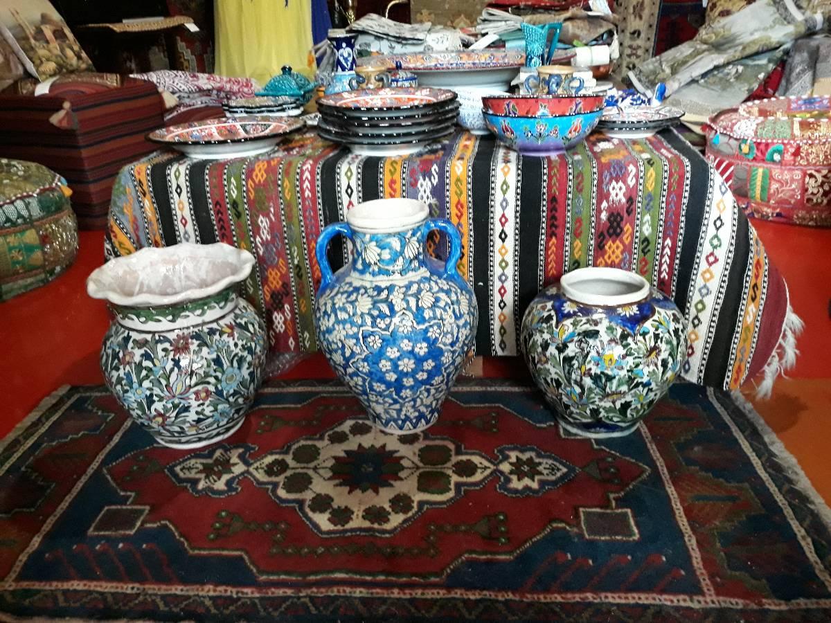 View Photo: Iranian Ceramic Vases
