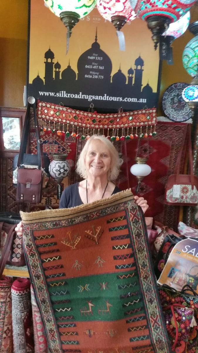 View Photo: Nomadic Turkish Kilim