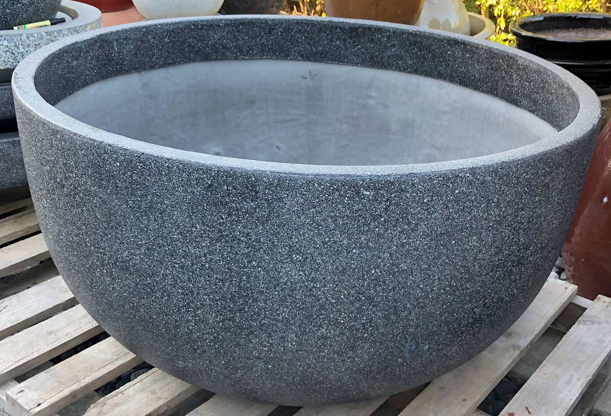 View Photo: Modstone Black Terrazzo Bowl