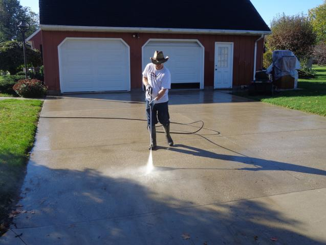 Read Article: Top 3 ways you can use pressure cleaning at home
