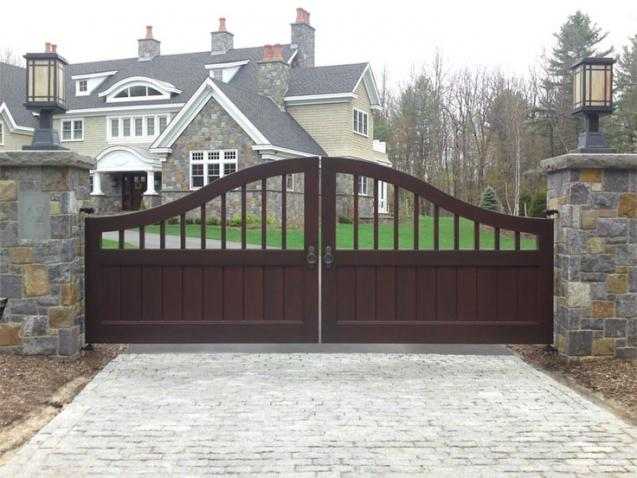 Read Article: What style of gates would suit my home (and driveway)?