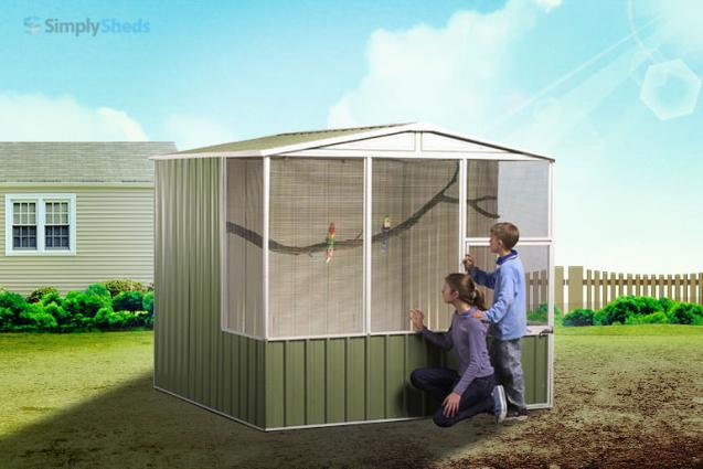 8 Tips to Read Before Putting Up an Aviary