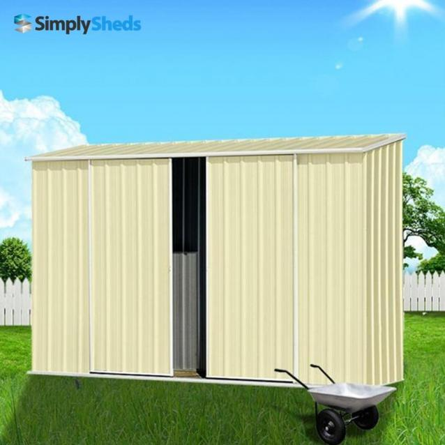 How Small Sheds Can Help You Save Outdoor Space