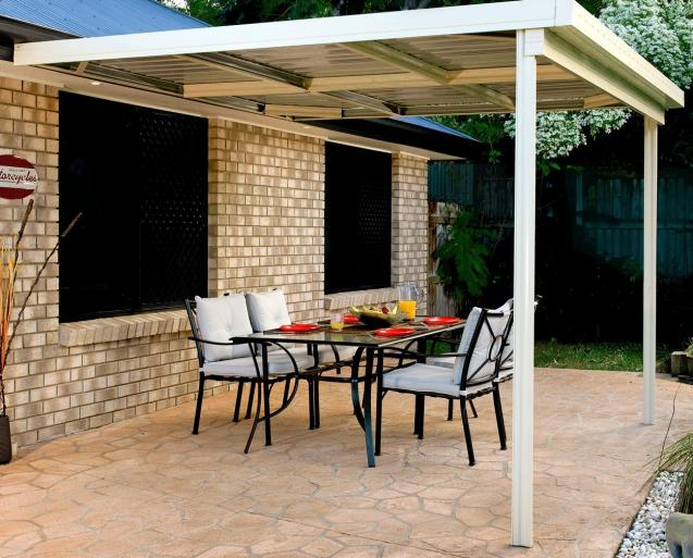 Prettifying your patio