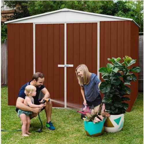 6 Reasons Why You Should Buy Steel Garden Sheds