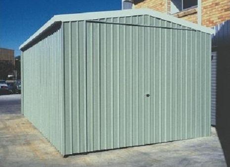 5 Reasons to Choose Steel Garage