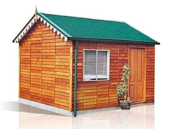 Read Article: Why Youd Want a Timber Cabin in Your Own Backyard