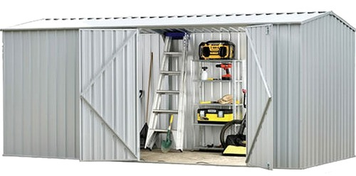 3 Spacious, Ready-to-Install Sheds a Handyman or Gardener Would Love to Have