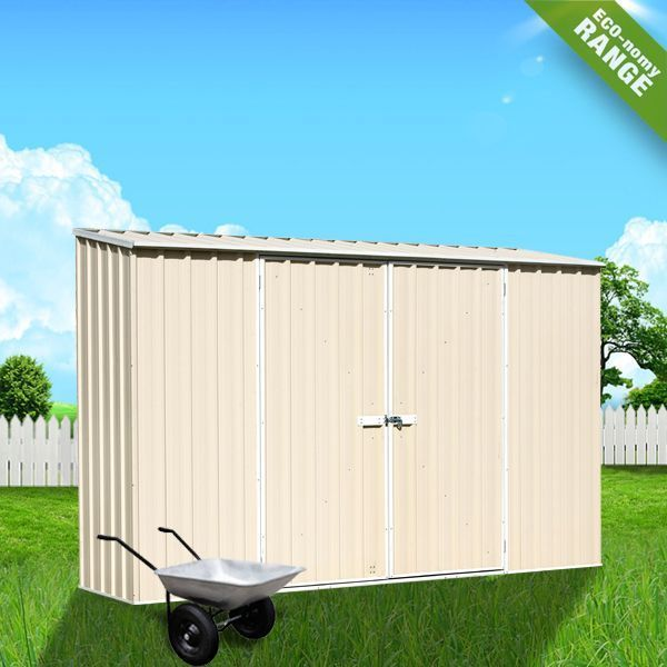 View Photo: ABSCO Eco Shed 3m x 0.78m - The Ultimate Shed for Limited Space and Budget