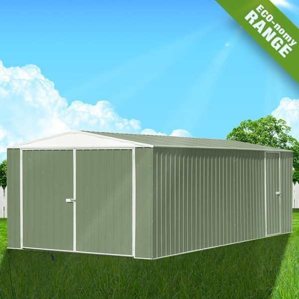 View Photo: ABSCO Eco Utility Shed - Big Storage, Big Savings