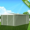 ABSCO Eco Utility Shed - Big Storage, Big Savings