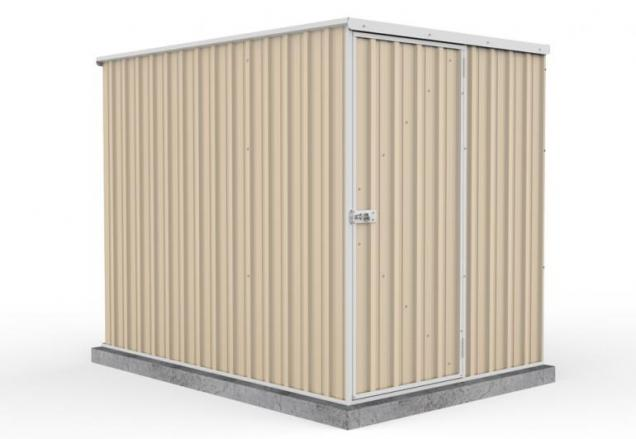 View Photo: ABSCO Economy Shed 1.52m x 2.26m - No-Nonsense Flat- Roof Shed