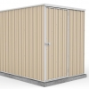 ABSCO Economy Shed 1.52m x 2.26m - No-Nonsense Flat- Roof Shed