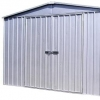 ABSCO Highlander Shed 3m x 2.92m - No-Frills Extra-Tall Shed to Fit Medium Size Yard