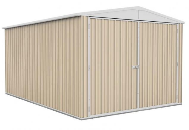 View Photo: ABSCO Highlander Shed 3m x 4.48m - More Height and Value in This Sturdy Shed