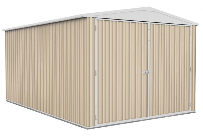 ABSCO Highlander Shed 3m x 4.48m - More Height and Value in This Sturdy Shed