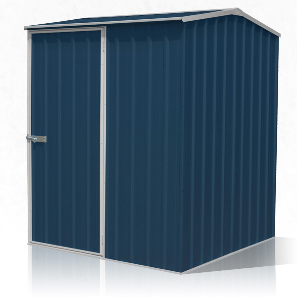 ABSCO Premier Gable Shed 1.52m x 1.52m in Deep Ocean