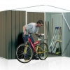 ABSCO Regent 3m x 2.18m - Functional Gable Shed with Roof Accent