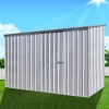 ABSCO Spacesaver Garden Shed 3m x 1.52m - Versatile Storage - From Gardening Tools to Sports Gear