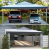 AllCover Dutch Gable Carport - Pretty Tough Protection for Vehicles