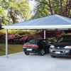 AllCover Hip Roof Carport - Tough, Classy Shelter for Your Vehicles