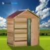 Cedar Shed Tecoma - Stylish Storage for Small Space