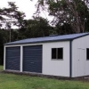 Spanbilt Smartbild Double Garage - With Workshop