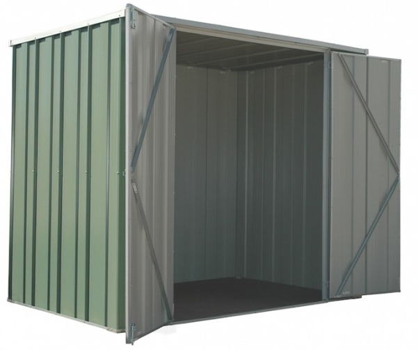 View Photo: Spanbilt Spacemaker F64-D 2.1m x 1.4m -- Spacious Storage That Won't Take Over Your Yard