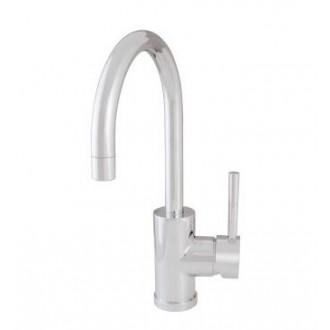View Photo: Chorme Plated Sink Mixer in Brass
