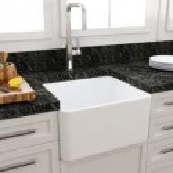 View Photo: Novi 500 Flat Front Butler Sink