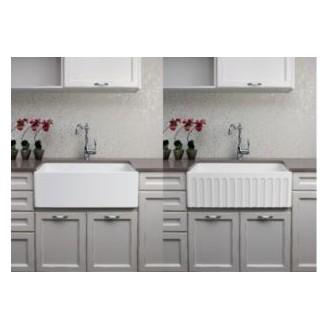 View Photo: Novi Universal Single Butler Sink - Flat or Ribbed