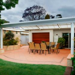 View Photo: Pergolas increase the value of your home.