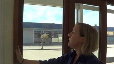 Watch Video: Double glazing options - tour of our showroom