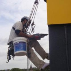 View Photo: Industrial Abseiling Services in Sydney