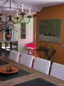 View Photo: Bold Interior Colour