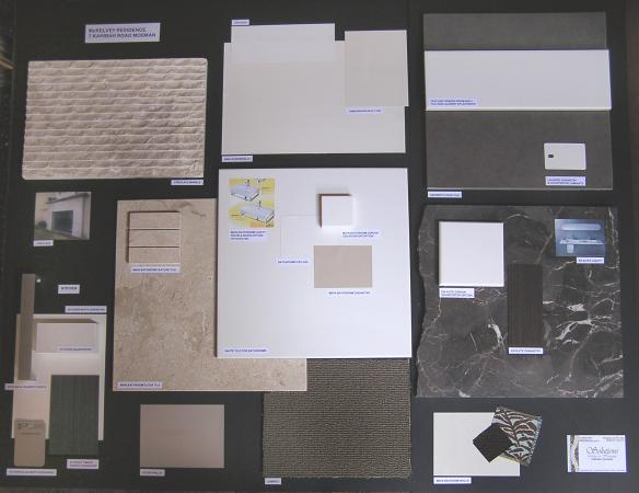View Photo: Colourboard presentation & specification