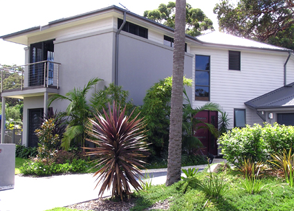 View Photo: Exterior Colour suited to the landscaping