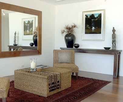 View Photo: Styling a white space