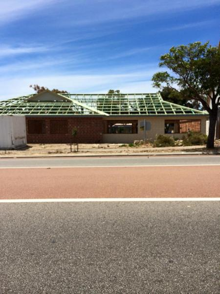 View Photo: Asbestos Removal in Perth
