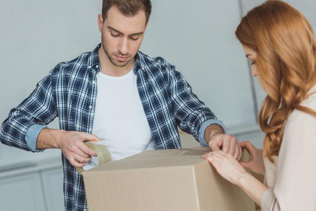 21 Tips for Packing to Move House